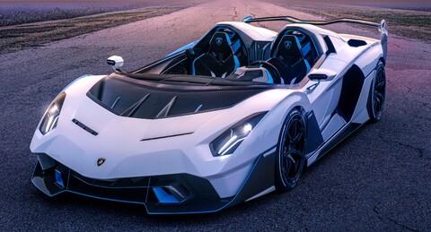 Lamborghini SC20, excesivamente exclusivo