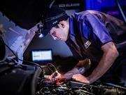 Ford probó la calidad de sus técnicos en una competencia