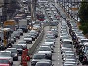 Top 10: Las ciudades con más tráfico del mundo