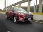 Toyota RAV4 2019 se presenta