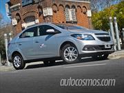 Prueba: Chevrolet Prisma