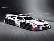 BMW cumple el sueño de un niño