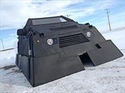 Un tanque caza tornados