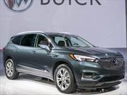 Buick Enclave 2018 más refinada y con mejor equipamiento