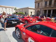 Ferrari Cavalcade 2015, un evento muy exclusivo