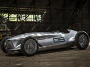 Infiniti Prototype 9 Concept, un viaje al pasado con un motor del futuro