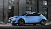 Hyundai Veloster N gana una nueva transmisión de doble embrague