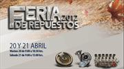 Feria de Repuestos Kaufmann: 20 y 21 de abril