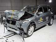 Los autos más seguros de 2015 según la Euro NCAP
