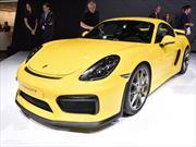 Porsche Cayman GT4 tiene un precio inicial de $84,600 dólares