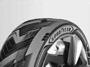 Goodyear diseña un neumático que genera electricidad