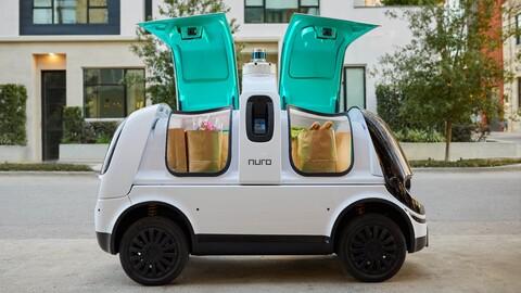 Toyota invierte en Nuro, empresa desarrolladora y fabricante de vehículos autónomos