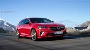 Opel devela el nuevo Insignia GSi 2020