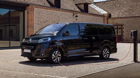 Citroën ë-Spacetourer 2021, la van eléctrica para la familia o negocio