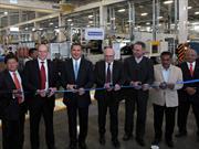 Faurecia inaugura nueva planta de asientos para automóviles en México