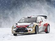 WRC: Loeb sigue mandando