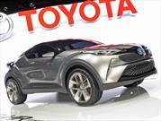 Toyota C-HR Concept, anticipando el próximo SUV de la marca