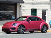 Volkswagen #PinkBeetle, un auto que lucha contra el cáncer de mama