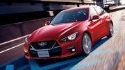 Nissan Skyline 2020 es más que un Infiniti Q50 con frente de GT-R
