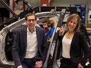 Premian a expertos de seguridad de Volvo