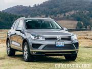 Volkswagen Touareg 2015: Prueba de manejo