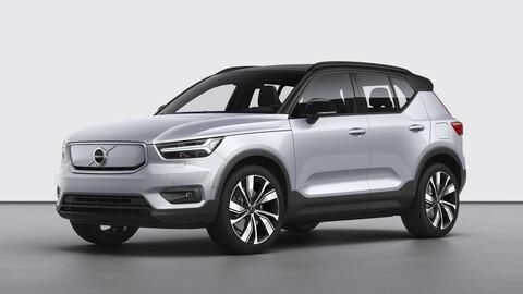 Volvo XC40 Recharge Pure Electric 2022 llega a México, minimalismo sueco ahora sin emisiones