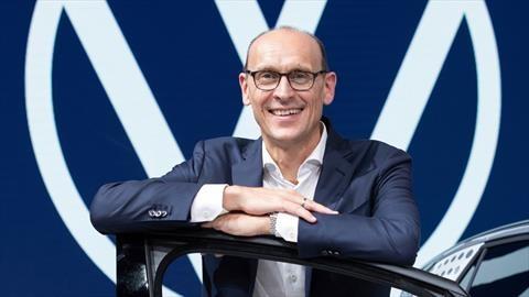 Ralf Brandstätter es el nuevo CEO de Volkswagen