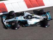 F1 2017 GP de Abu Dhabi: el broche de Bottas