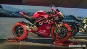 Ducati presenta su gama 2019 en Chile