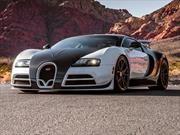¿Te gustaría manejar un Bugatti Veyron por un día?