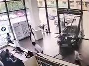 ¡Cuidado! Un test drive se convierte en un crash test