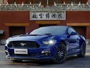Ford Mustang es el deportivo más vendido del planeta