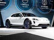 Porsche Mission E Cross Turismo es el futuro de la movilidad