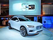 Volvo Concept XC Coupé: Anticipa las próximas SUVs de la marca