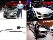 Se entregaron los Premios PIA a los mejores del Salón de Buenos Aires 2015