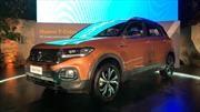 Volkswagen T-Cross 2020 es la nueva SUV subcompacta que llega a México