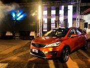 Geely vuelve a Chile con tres nuevos modelos