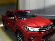 Así podría ser la próxima Toyota Hilux