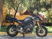 Probamos la Yamaha FJ09 2015