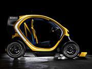 Renault presenta el Twizy F1 para el Salón de Buenos Aires