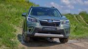 Subaru Forester Híbrido 2020 debuta en Europa