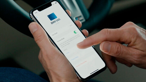 Apple presenta CarKey, la app que te permitirá encender y abrir el auto desde tu celular