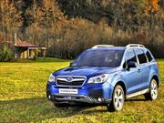 Subaru All New Forester recibió nuevo reconocimiento de diseño en Japón