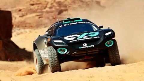 Desert X Prix: El Rosberg Xtreme Racing se quedó con la gloria