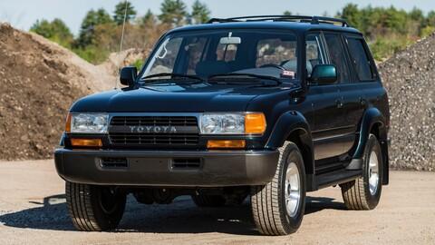 ¿Por qué este Toyota Land Cruiser 1994 vale 2.7 millones de pesos?