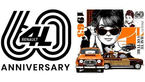 Renault 4: 60 años de un ícono del Rombo