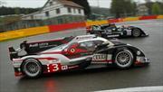 Dominio total de Audi en Spa