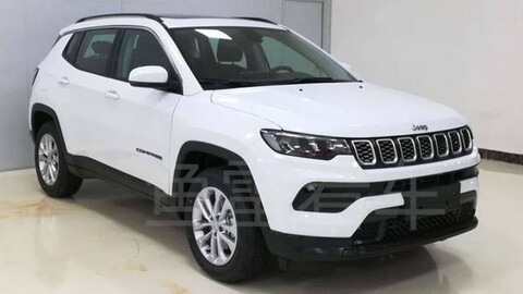Jeep Compass se actualiza en China
