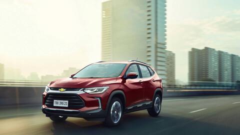 Chevrolet modifica la oferta de Tracker en Brasil