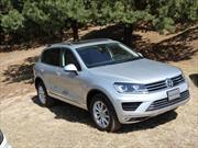 Volkswagen Touareg 2015 llega a México desde $847,600 pesos